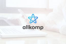 Portfolio johnny10 Allkomp logo