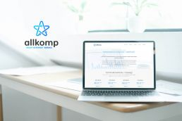 Portfolio johnny10 Allkomp responsive web design macbook