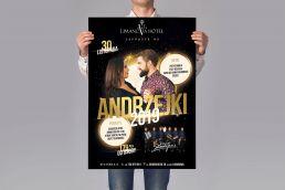Portfolio johnny10 Limanova Hotel plakat