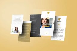 Portfolio johnny10 Dream Dental responsive web design smartfon