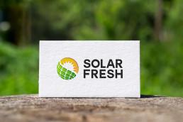 johnny10.com - Solar Fresh logo